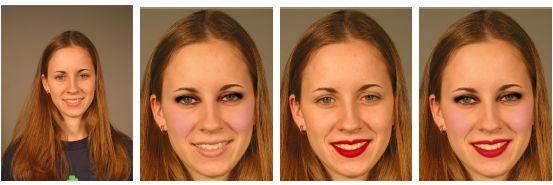 Makeup datasets